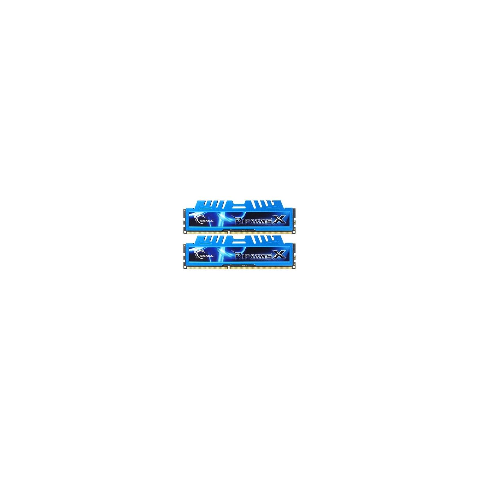 Модуль памяти для компьютера DDR3 4GB (2x2GB) 1600 MHz G.Skill (F3-12800CL8D-4GBXM)