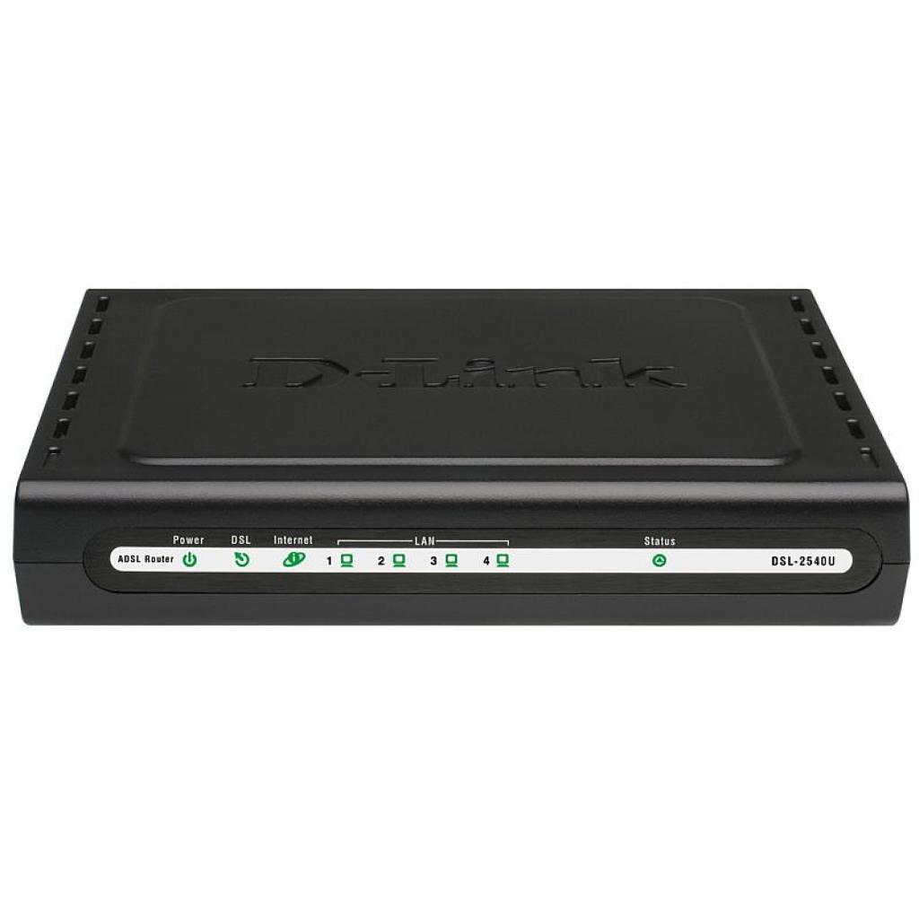 Модем D-Link DSL-2540U/BRU/C2