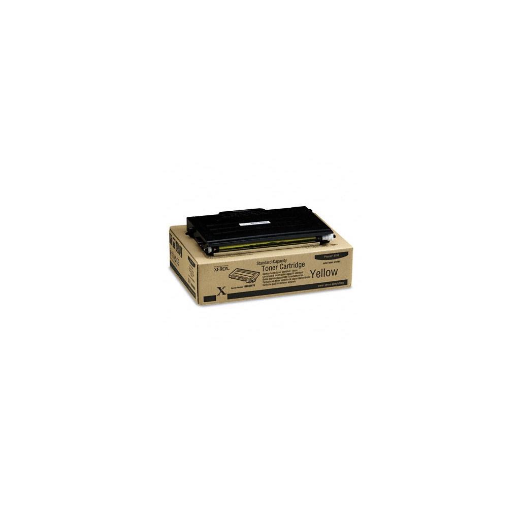 Тонер-картридж XEROX PH6100 Yellow (106R00678)