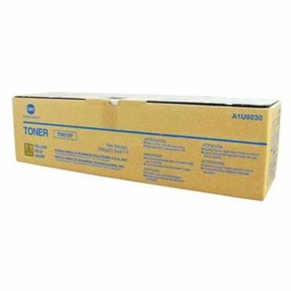 Тонер KONICA MINOLTA TN-616Y Yellow 31К (A1U9250)