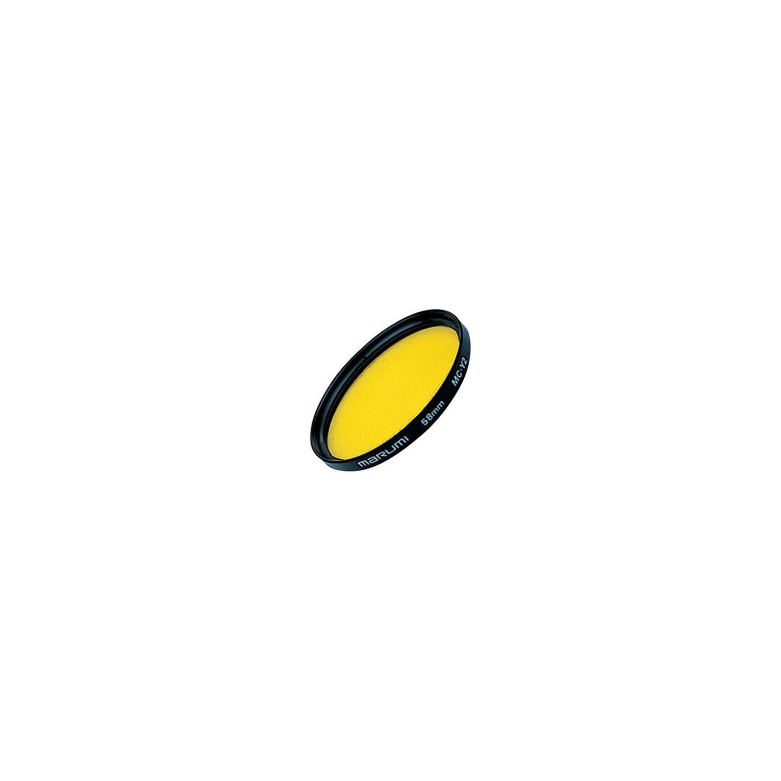 Светофильтр Marumi Y2 (yellow) 58mm