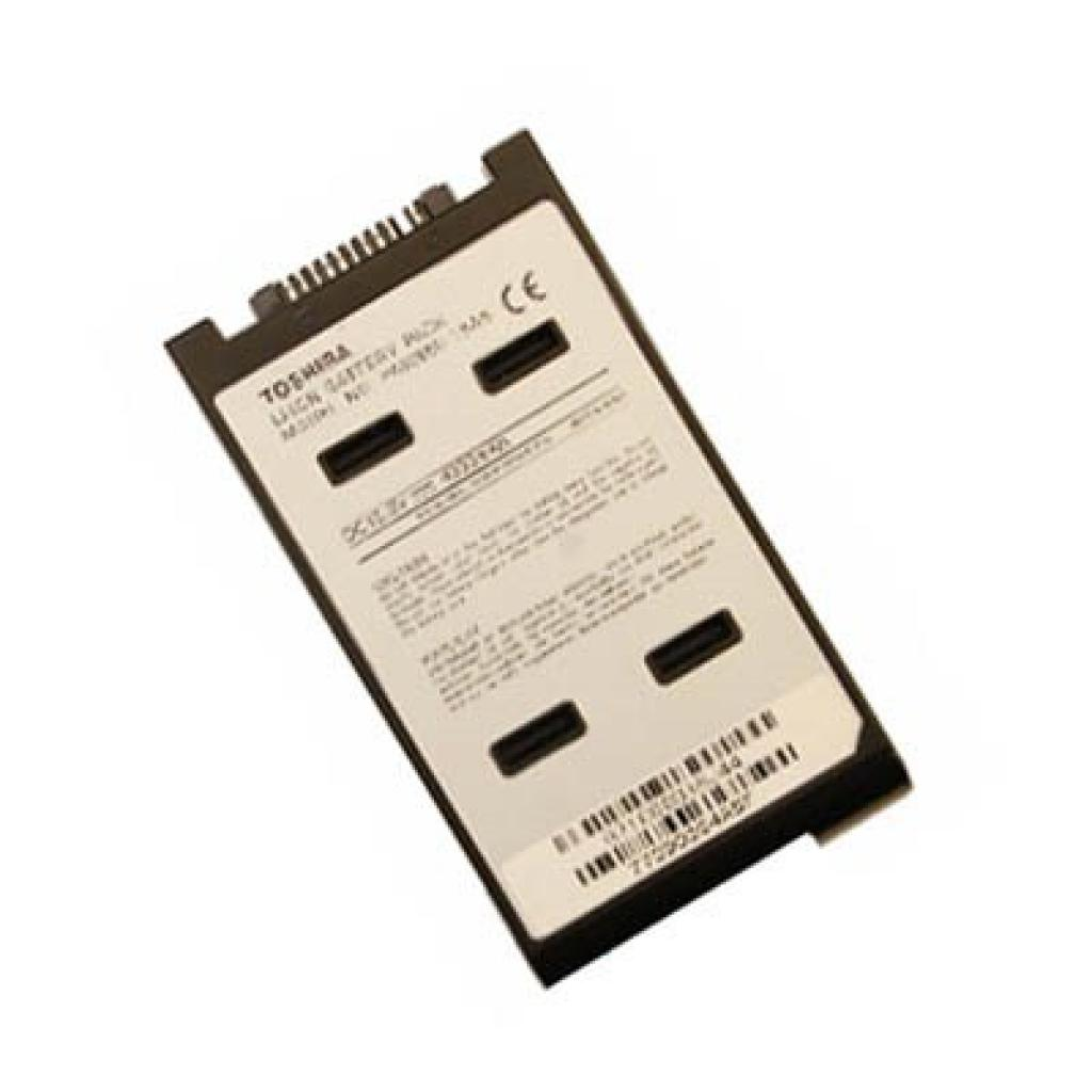Аккумулятор для ноутбука TOSHIBA PA3285U-3BRS Qosmio F10r (PA3285U O 40)