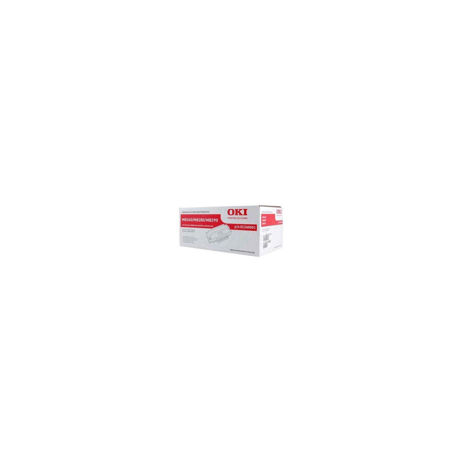 Картридж OKI MB260/MB280/MB290 MFP (1240001)