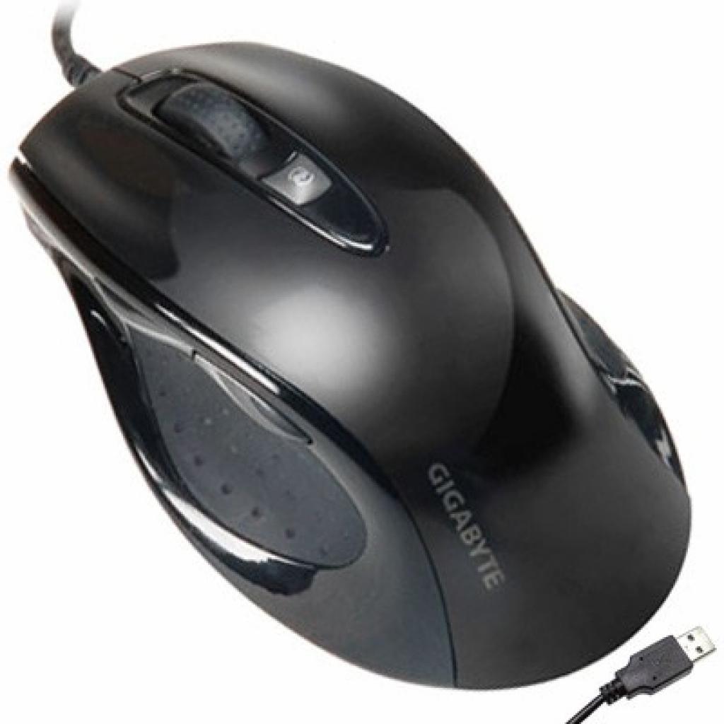 Мышка GIGABYTE GM-M6880 Black (GM6880V2A)