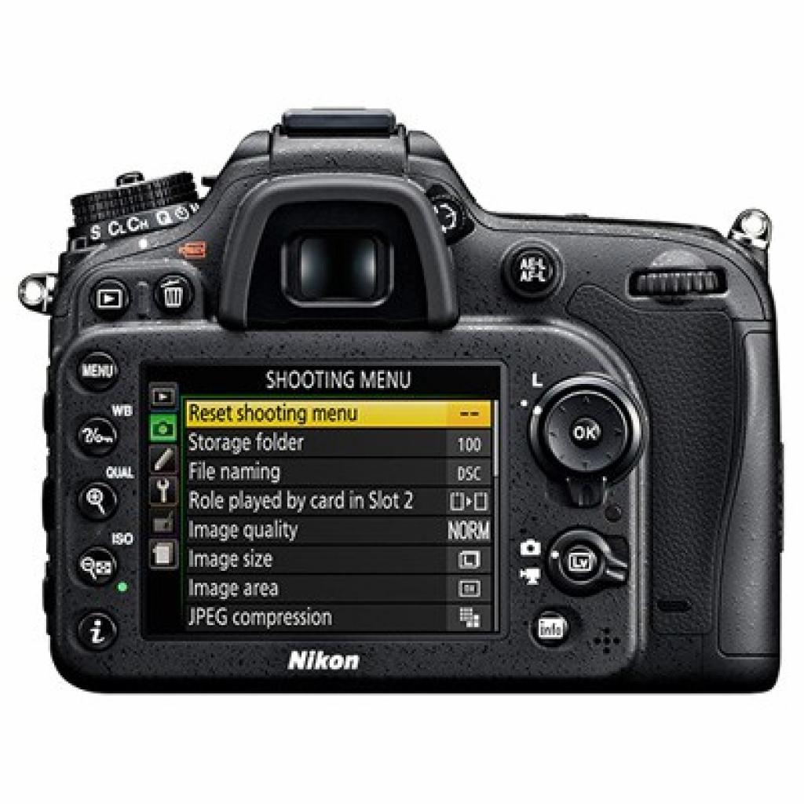 Цифровой фотоаппарат Nikon D7100 18-105 VR kit (VBA360K001) изображение 3