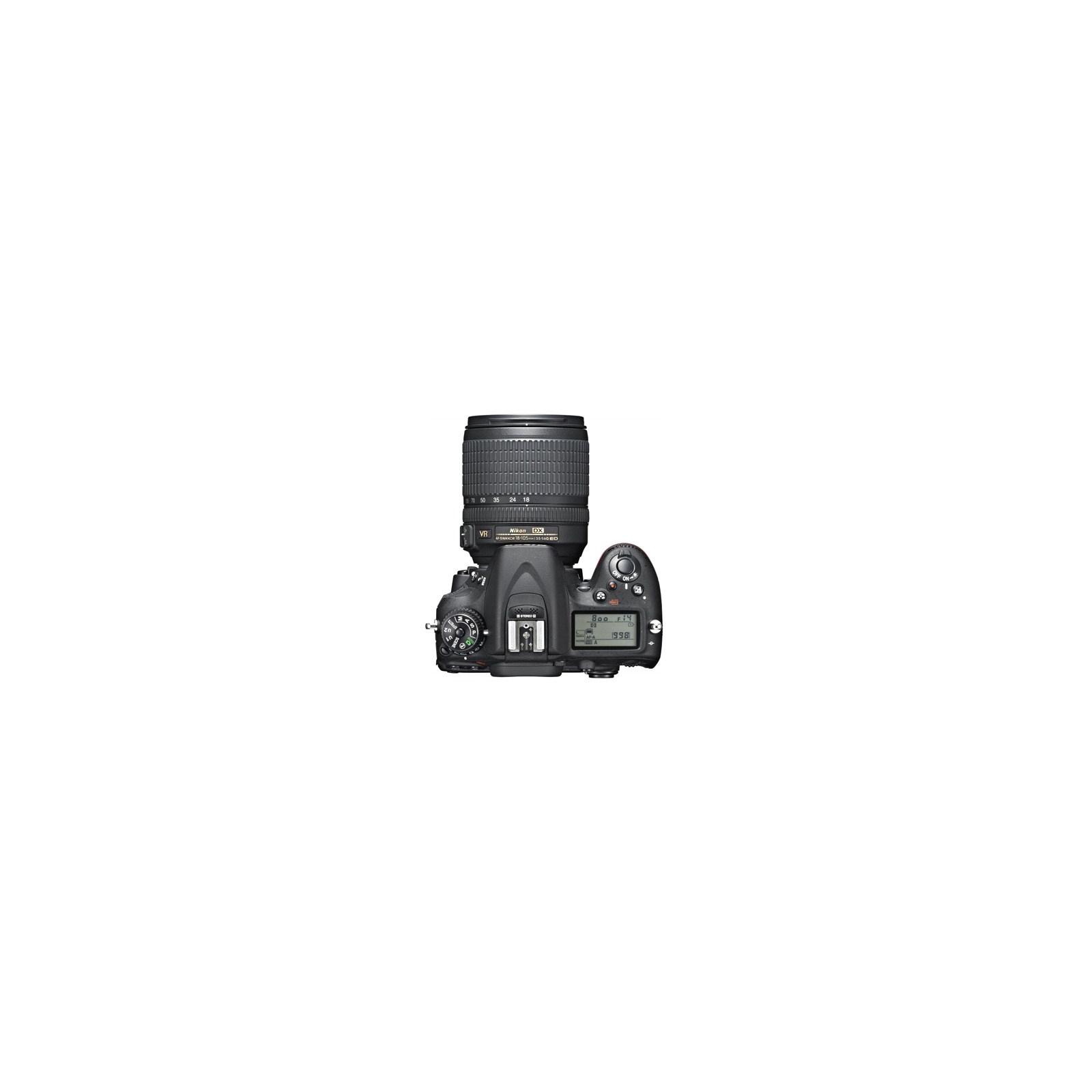 Цифровой фотоаппарат Nikon D7100 18-105 VR kit (VBA360K001) изображение 2