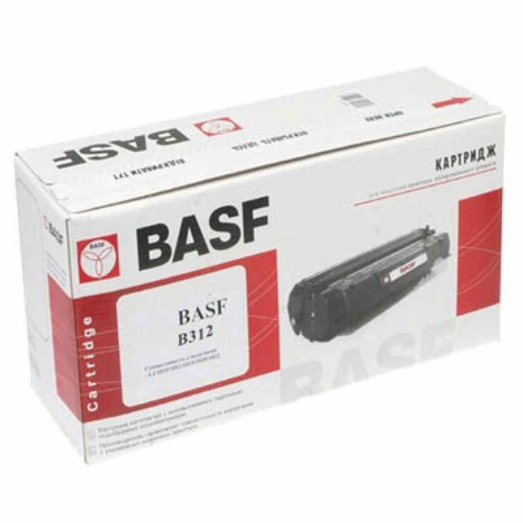 Картридж BASF для HP CLJ CP1025 Yellow (B312)