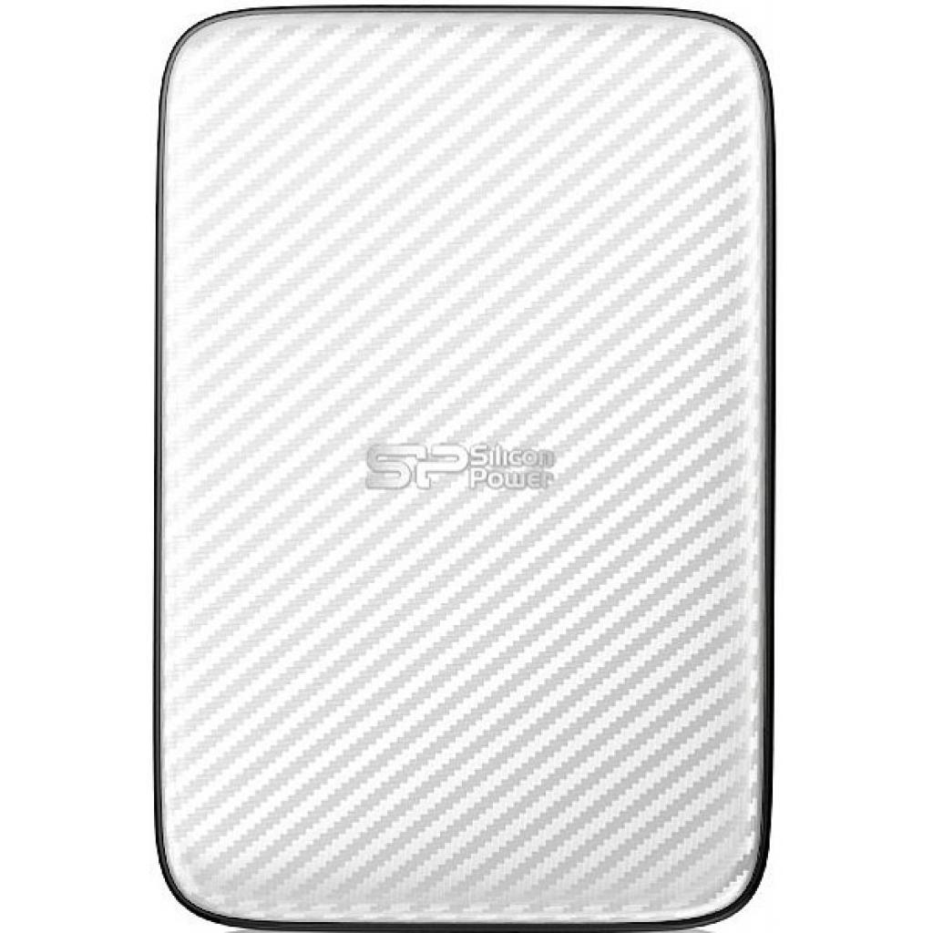 """Внешний жесткий диск 2.5"""" 500GB Silicon Power (SP500GBPHDD20S3W)"""