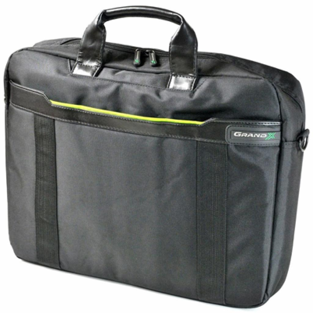 Сумка для ноутбука Grand-X 15.6'' Black (SB-125)