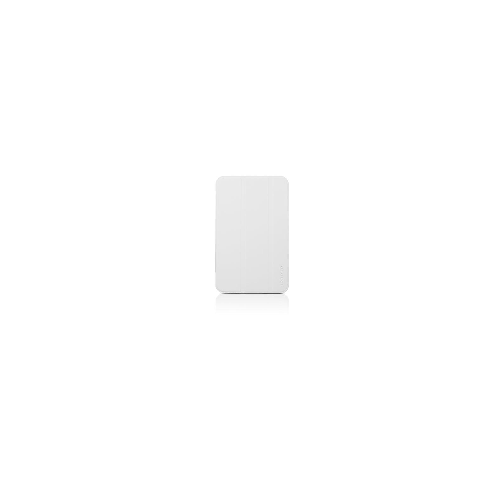 Чехол для планшета Lenovo 7 A1000 Case and film White (888015421)