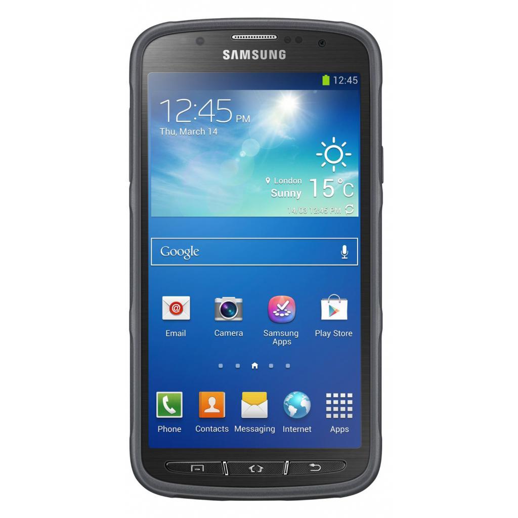 Чехол для моб. телефона Samsung I9295 Galaxy Acvtive/Grey/накладка (EF-PI929BSEGWW) изображение 2