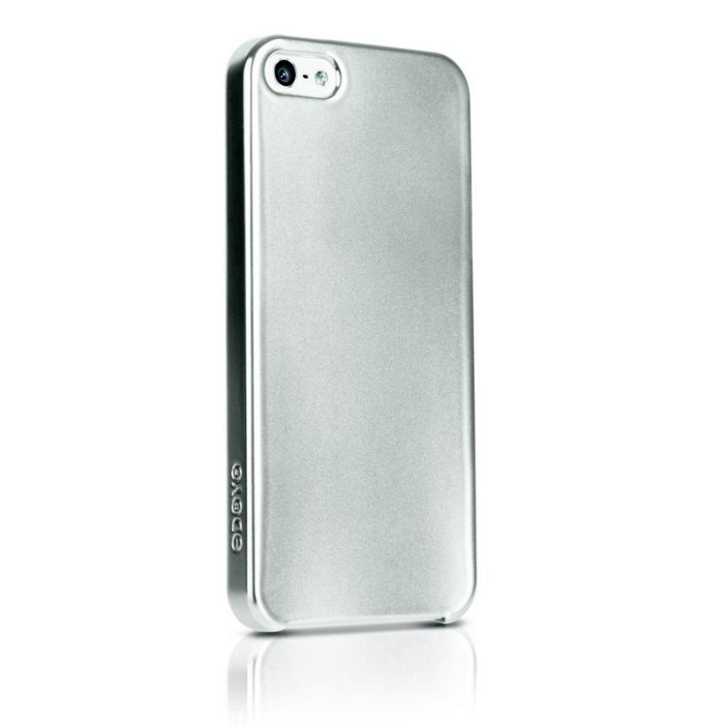 Чехол для моб. телефона ODOYO iPhone 5/5s SLIM EDGE GLITTER COOL SILVER (PH351CS) изображение 3