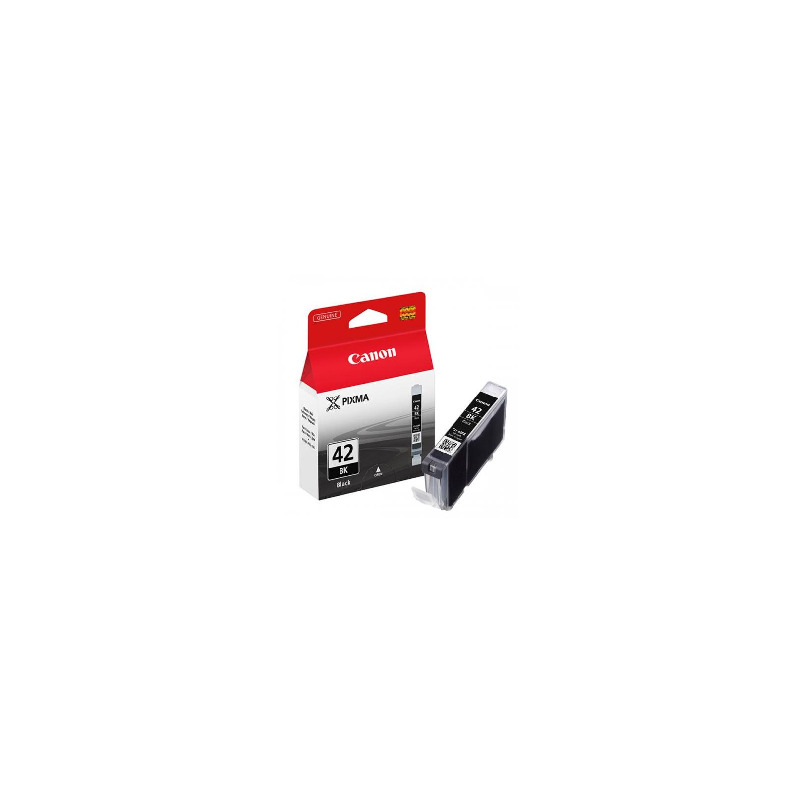 Картридж Canon CLI-42 Black для PIXMA PRO-100 (6384B001)