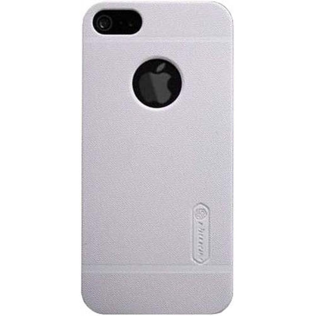Чехол для моб. телефона NILLKIN для iPhone 5 /Super Frosted Shield/White (6065700)