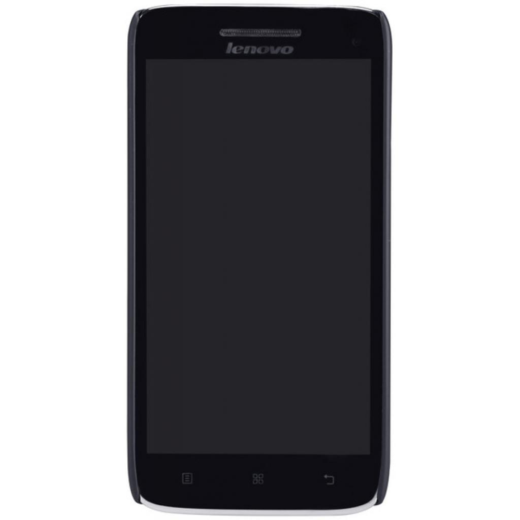 Чехол для моб. телефона NILLKIN для Lenovo S960 /Super Frosted Shield/Black (6116658) изображение 2