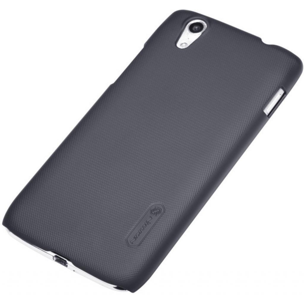 Чехол для моб. телефона NILLKIN для Lenovo S960 /Super Frosted Shield/Black (6116658) изображение 4