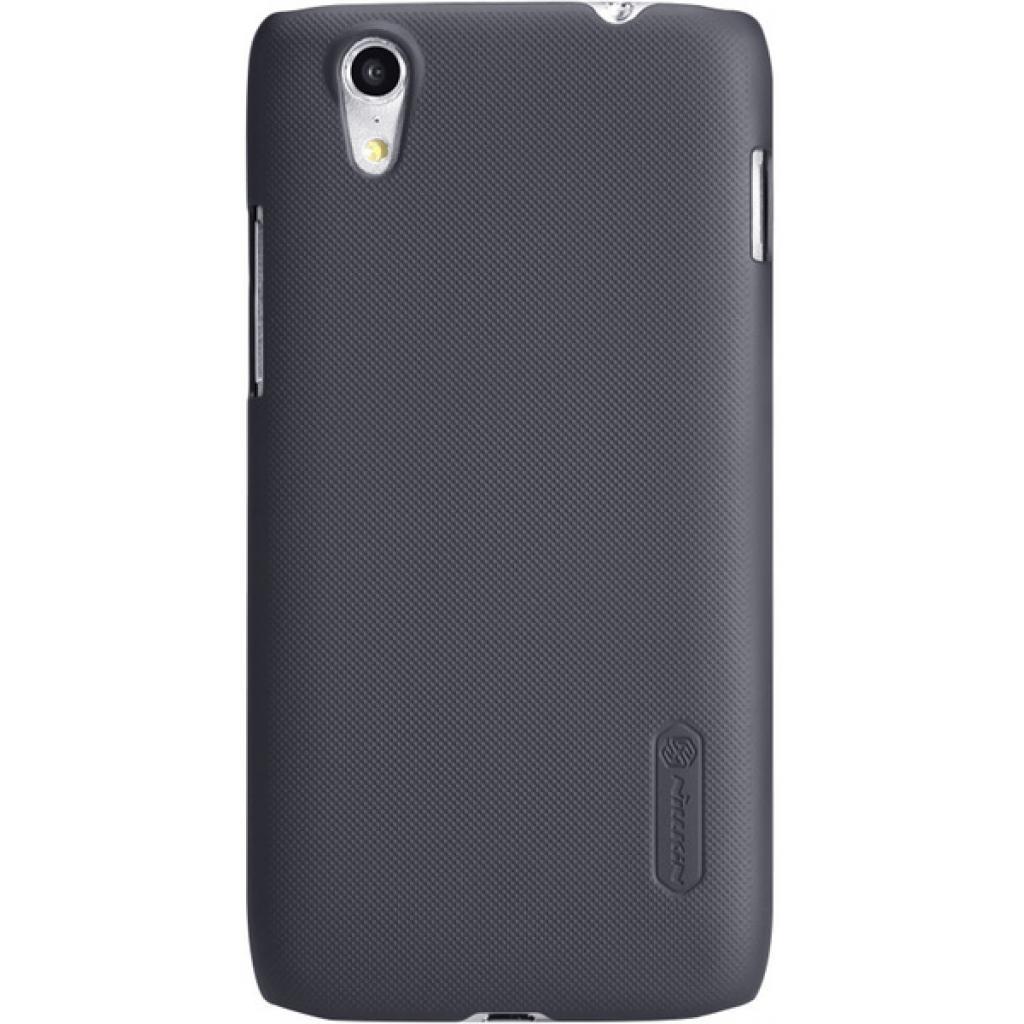 Чехол для моб. телефона NILLKIN для Lenovo S960 /Super Frosted Shield/Black (6116658)