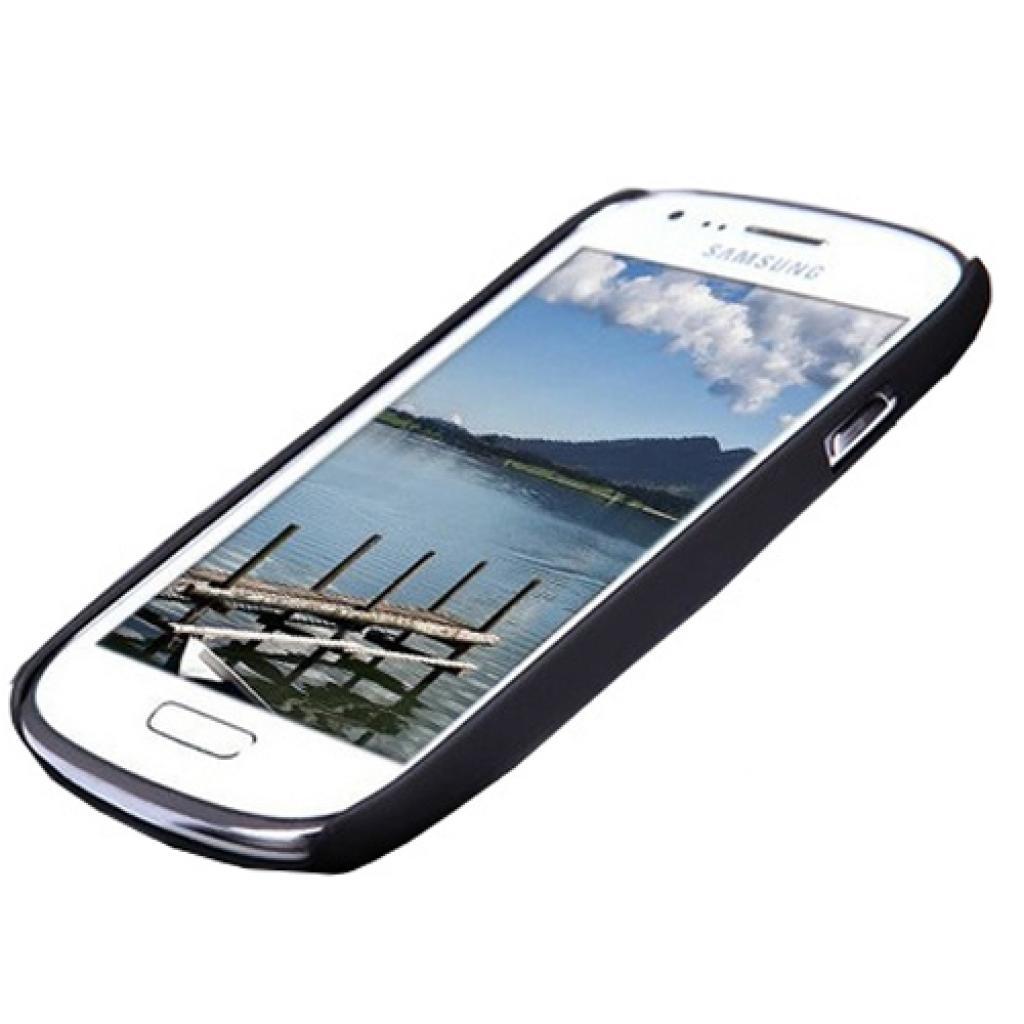 Чехол для моб. телефона NILLKIN для Samsung I8190 /Super Frosted Shield/Black (6065961) изображение 3