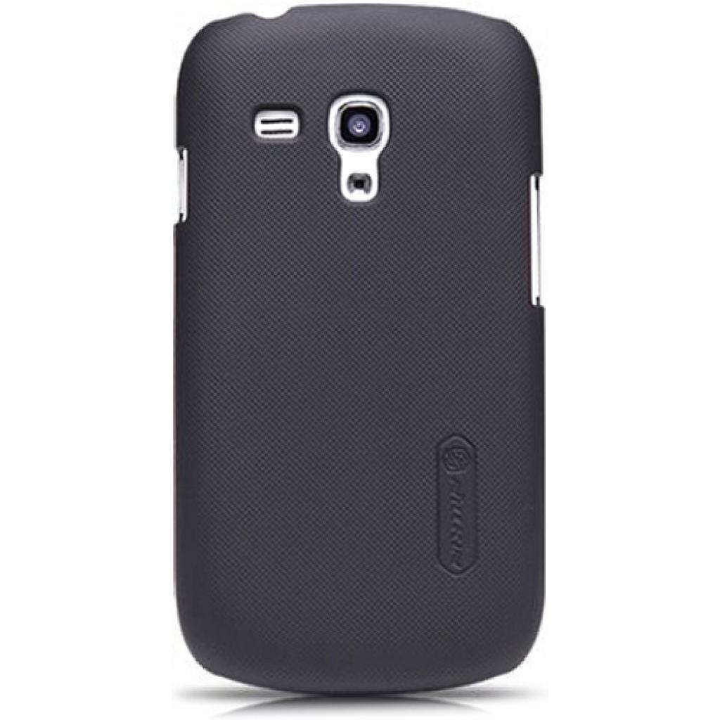 Чехол для моб. телефона NILLKIN для Samsung I8190 /Super Frosted Shield/Black (6065961)