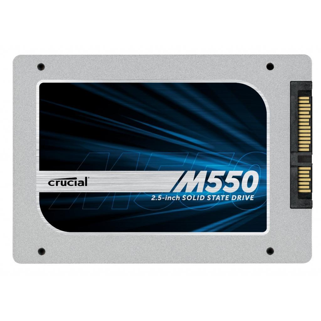 """Накопитель SSD 2.5"""" 128GB MICRON (CT128M550SSD1)"""