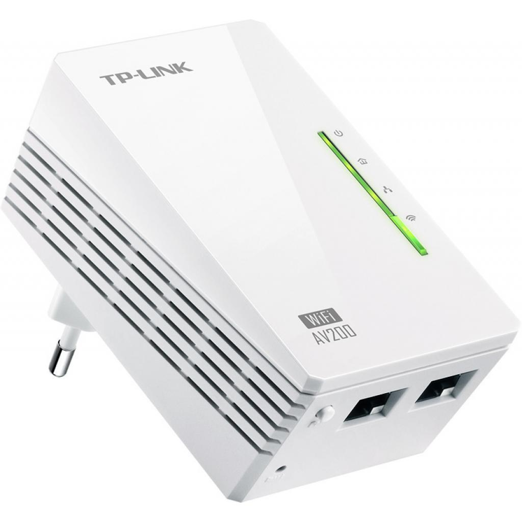 Адаптер Powerline TP-Link TL-WPA2220 изображение 4