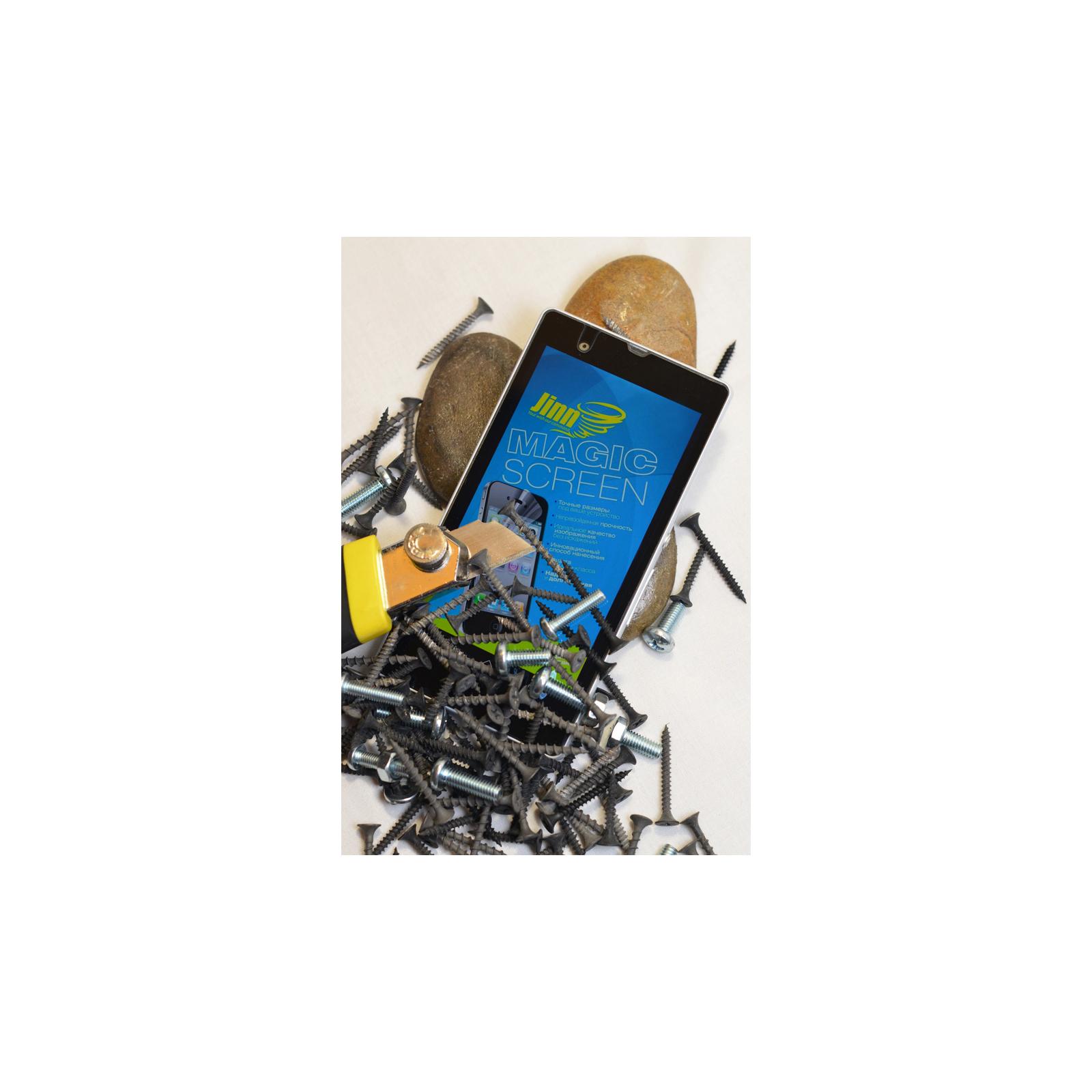 Пленка защитная JINN ультрапрочная Magic Screen для Prestigio MultiPhone 5300 (Prestigio MultiPhone 5300 front+back) изображение 2