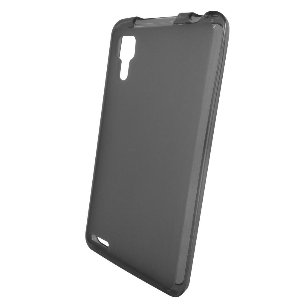 Чехол для моб. телефона GLOBAL для Lenovo P780 (темный) (1283126453694)
