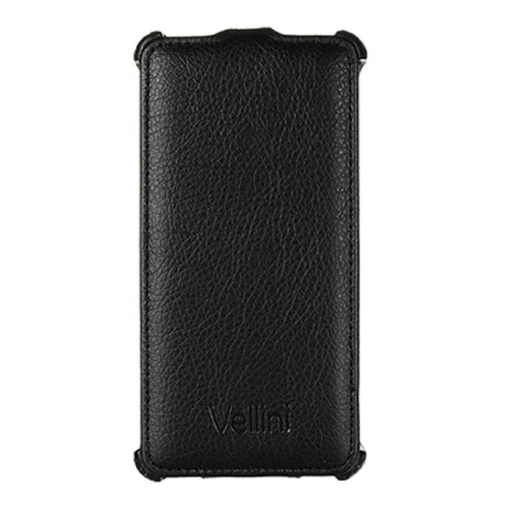 Чехол для моб. телефона Vellini для Sony Xperia Z3 D6603 Black /Lux-flip / (215820) (215820)