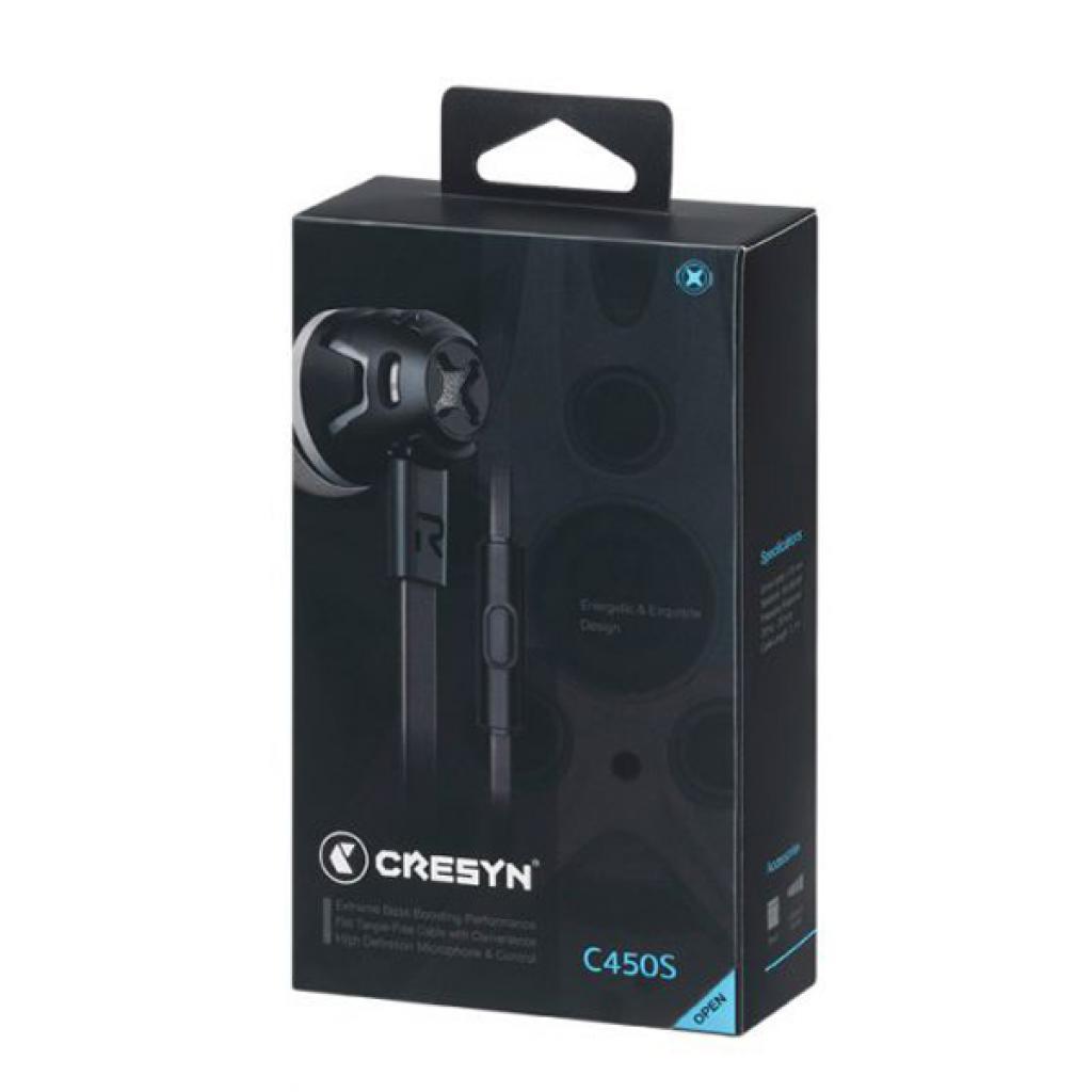 Наушники Cresyn C450S Black (CPU-ES0450BK01) изображение 5