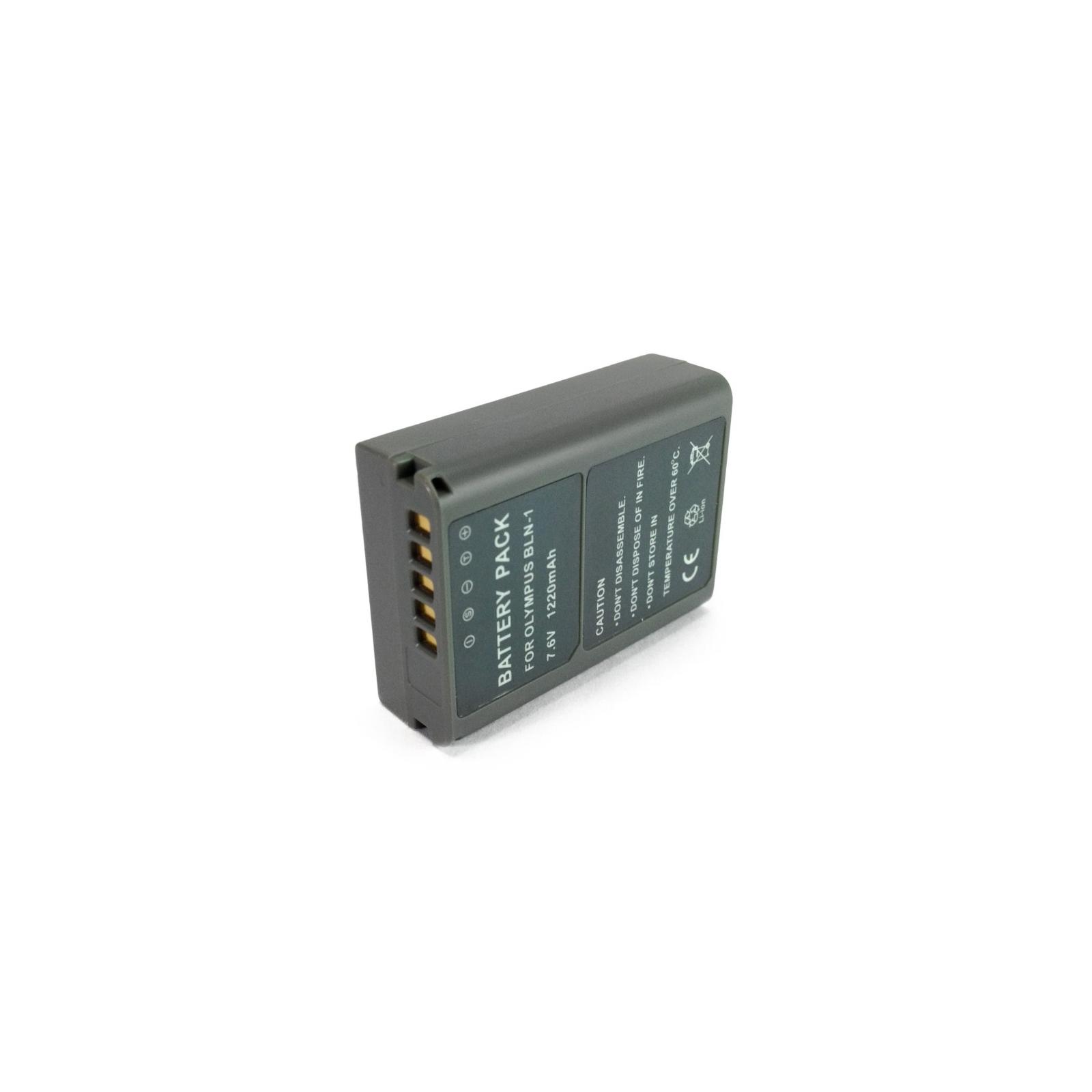 Аккумулятор к фото/видео EXTRADIGITAL Olympus PS-BLN1 (DV00DV1373) изображение 4