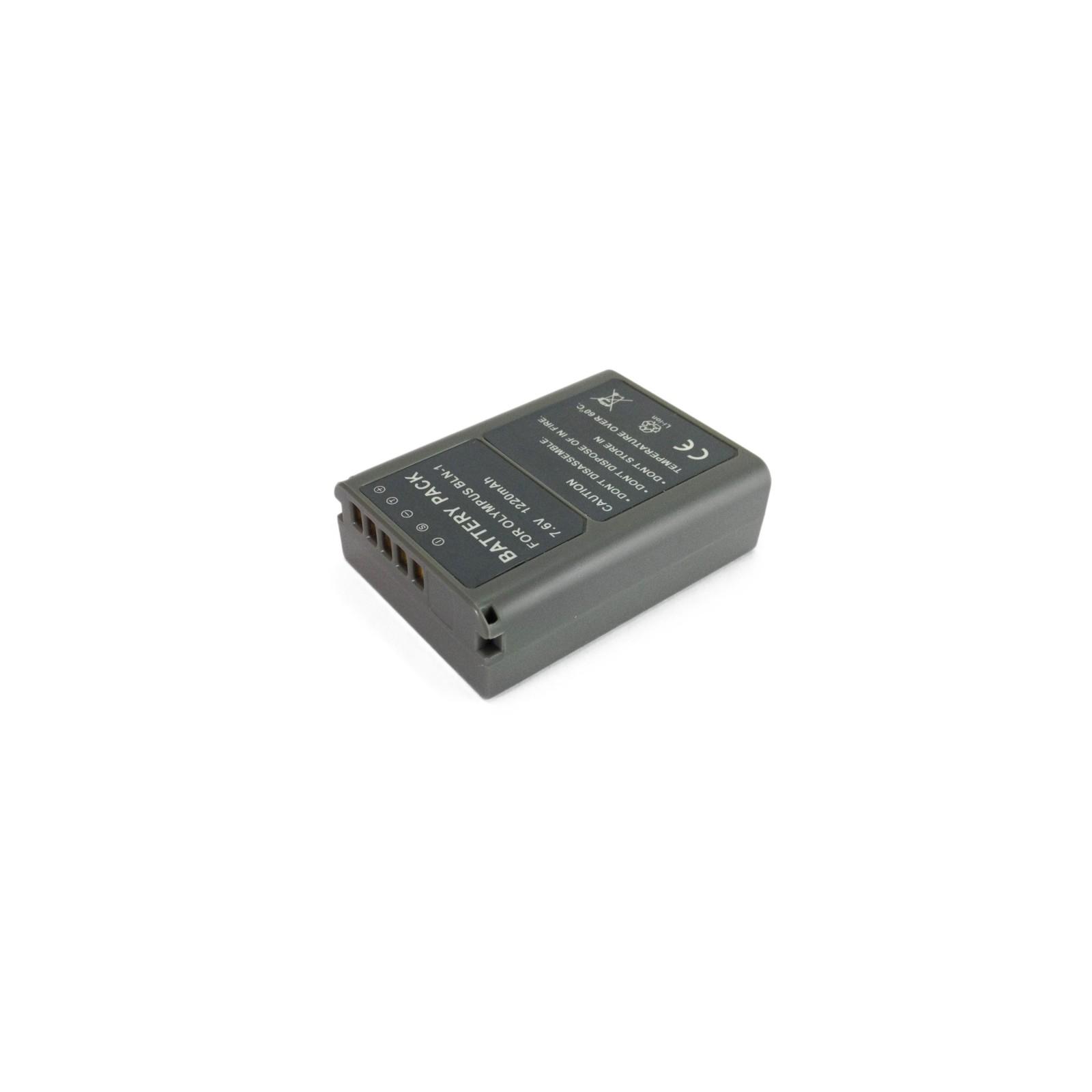 Аккумулятор к фото/видео EXTRADIGITAL Olympus PS-BLN1 (DV00DV1373) изображение 5