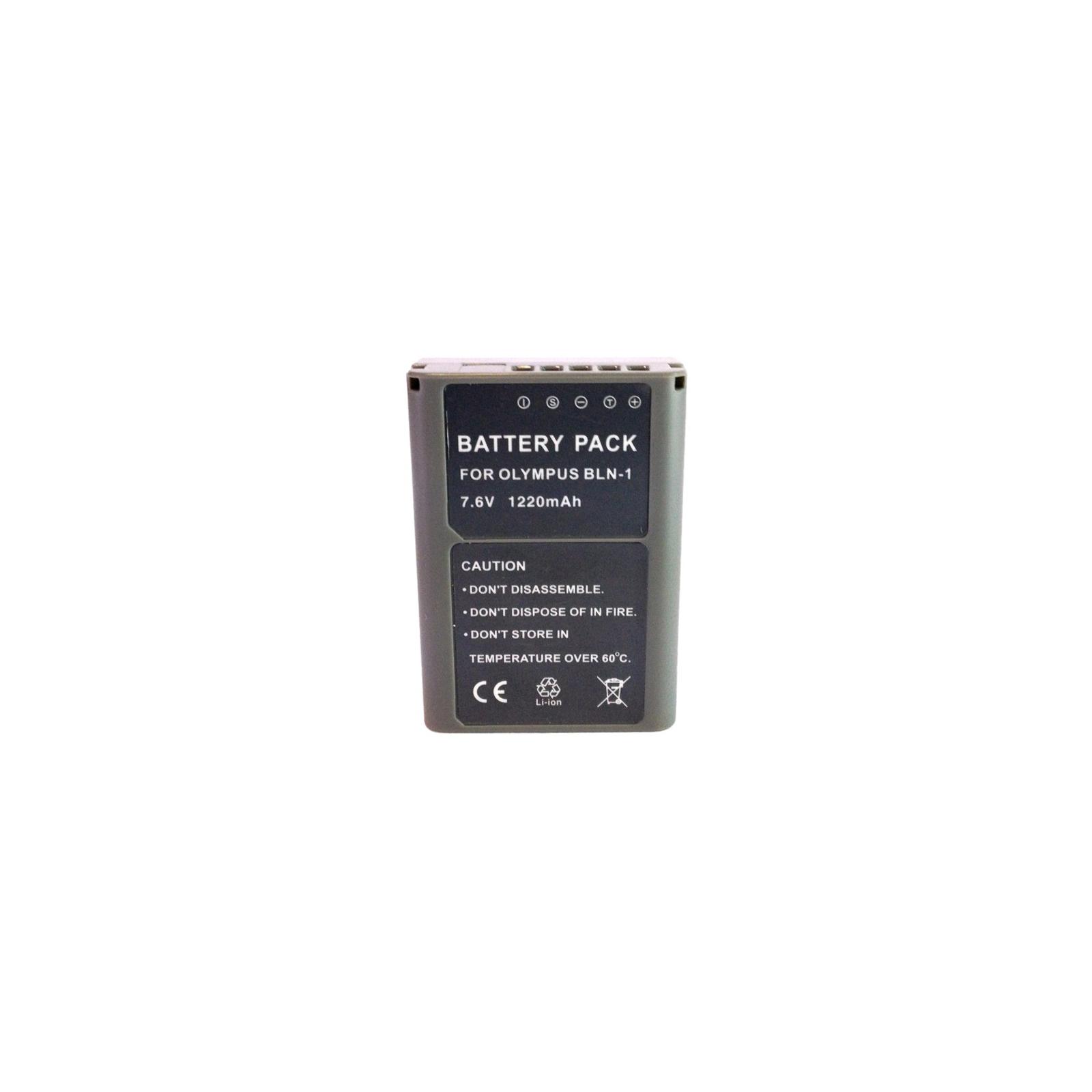 Аккумулятор к фото/видео EXTRADIGITAL Olympus PS-BLN1 (DV00DV1373)