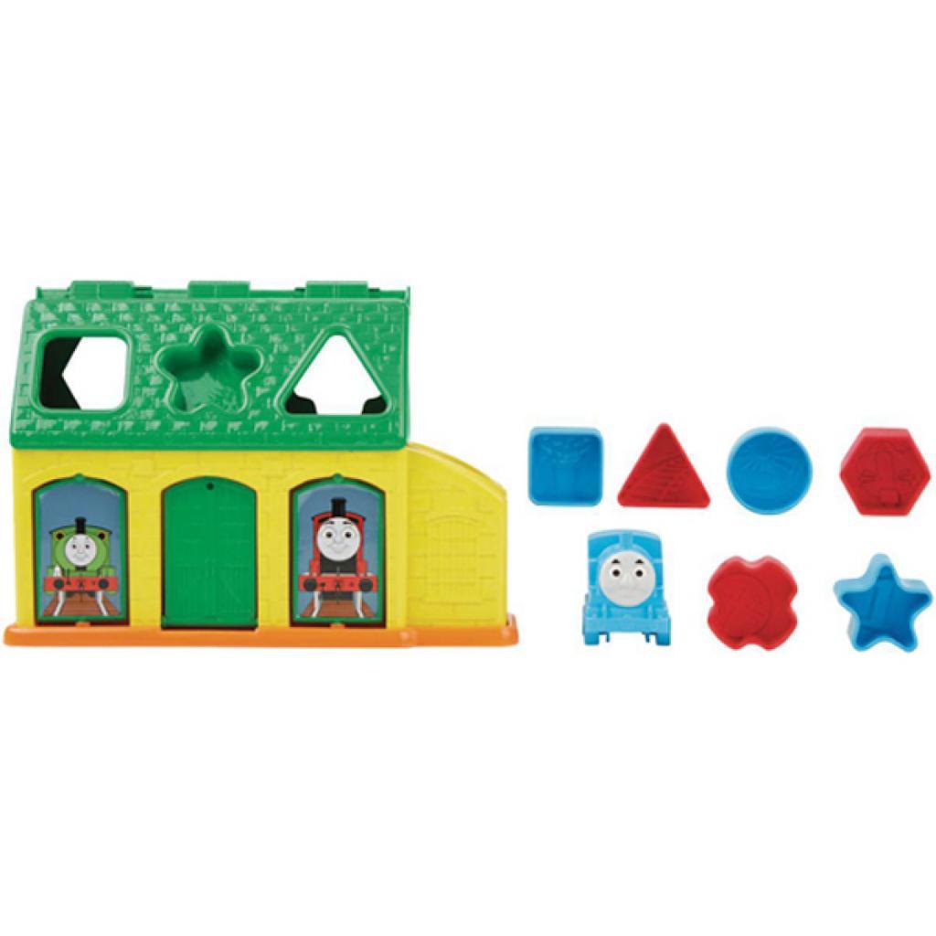 Развивающая игрушка Fisher-Price Сортер Станция Тидмаус Томас и друзья (CDN12) изображение 3
