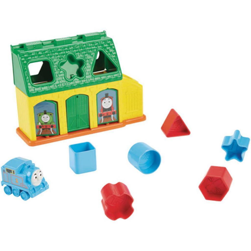 Развивающая игрушка Fisher-Price Сортер Станция Тидмаус Томас и друзья (CDN12) изображение 4