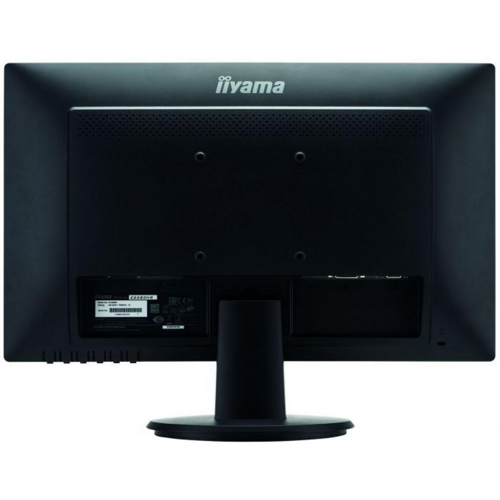 Монитор iiyama E2283HS-B1 изображение 6