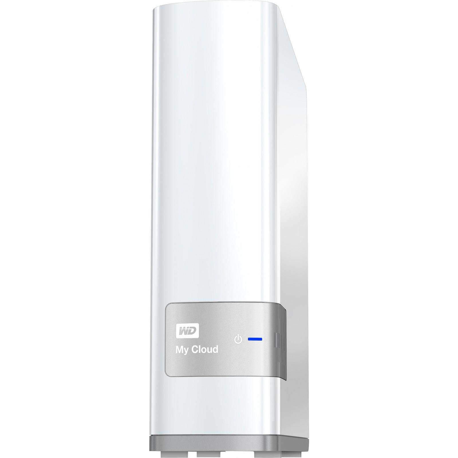"""NAS 3.5"""" 6TB WD (WDBCTL0060HWT-EESN) изображение 2"""