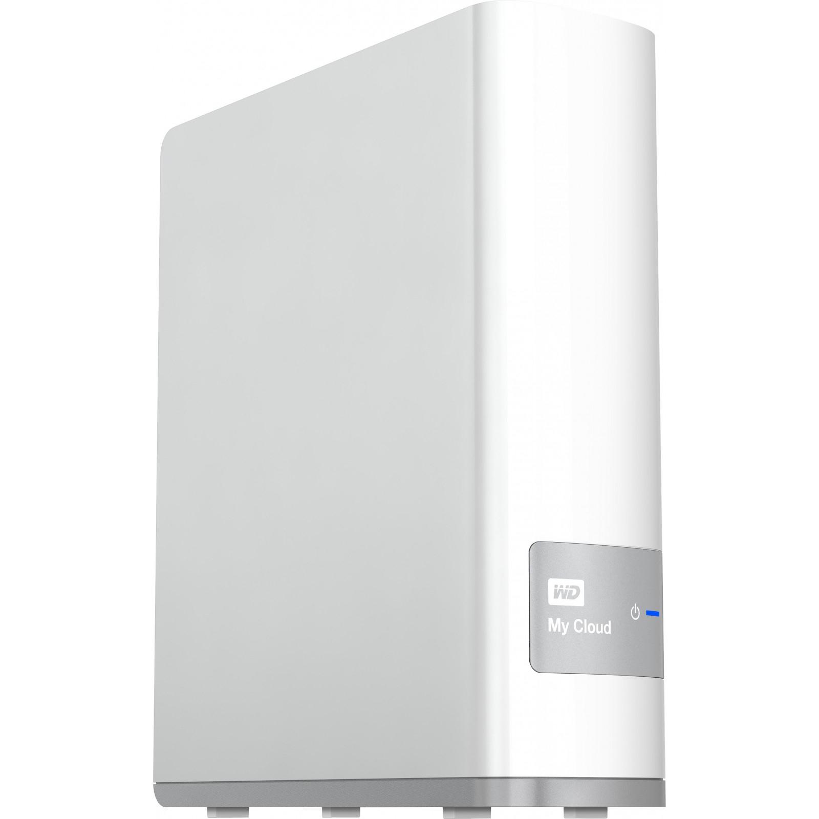 """NAS 3.5"""" 6TB WD (WDBCTL0060HWT-EESN) изображение 3"""