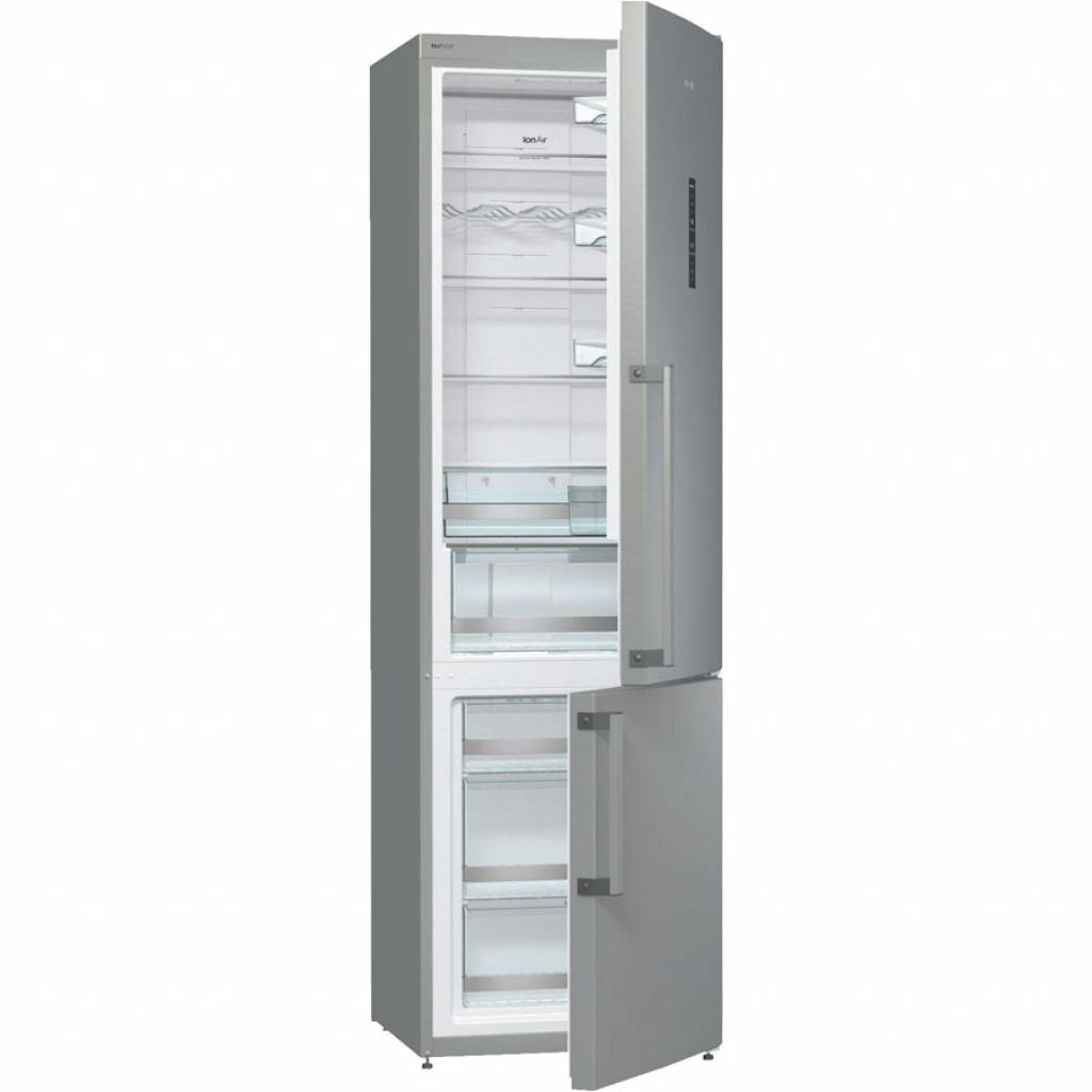 Холодильник Gorenje NRK6203TX