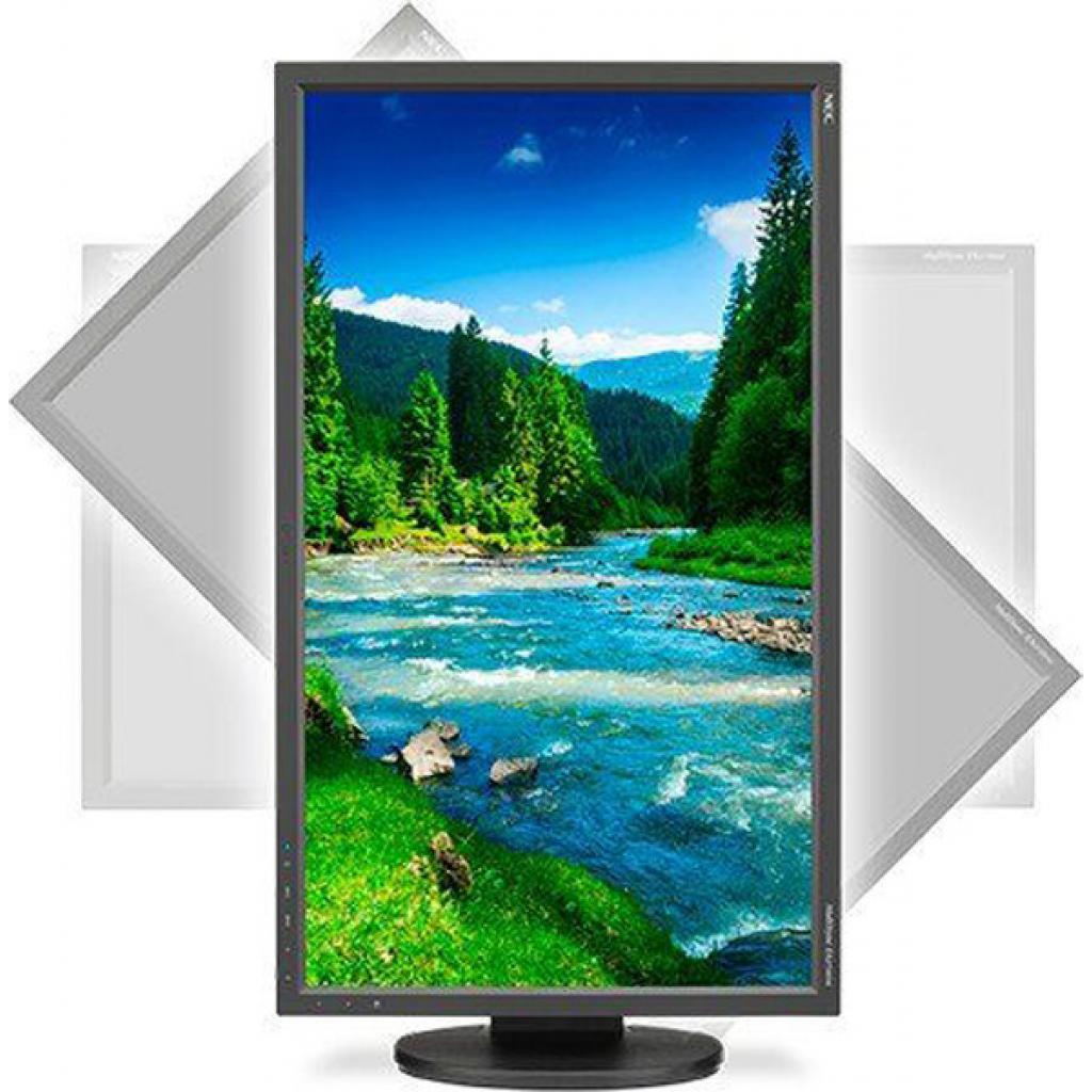 Монитор NEC EA275WMi black изображение 4