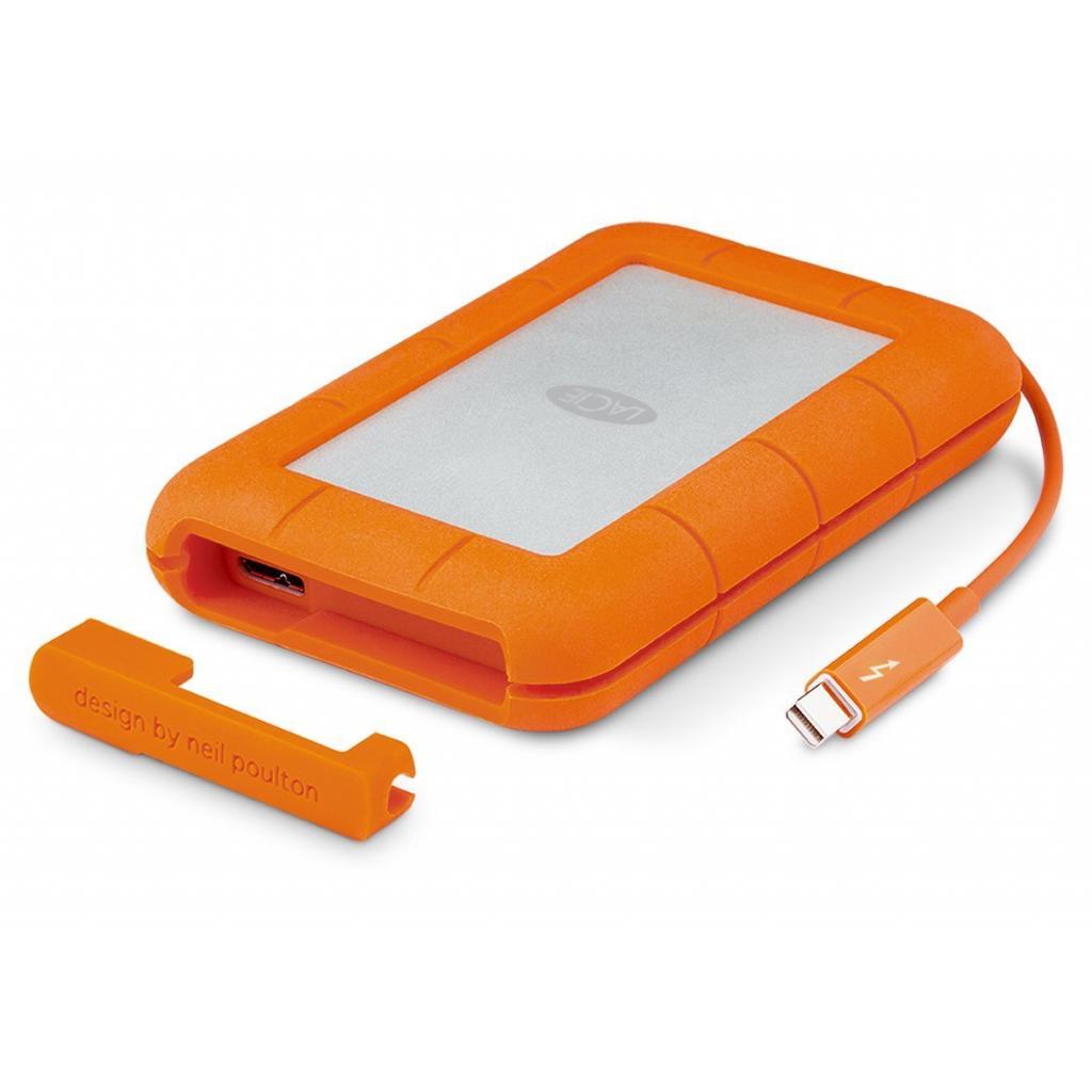 Накопитель SSD USB 3.0 250GB LaCie (LAC9000490) изображение 3