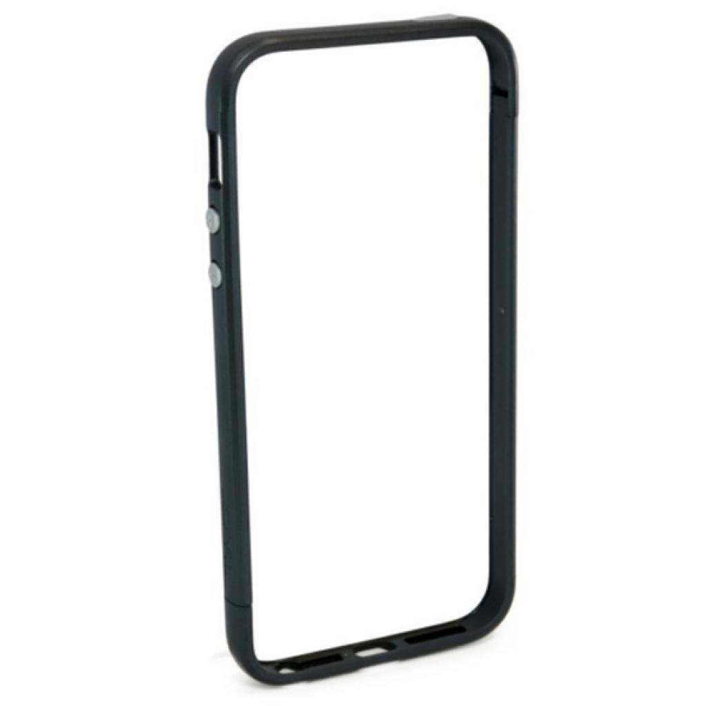Чехол для моб. телефона JCPAL Colorful 3 in 1 для iPhone 5S/5 Set-Black (JCP3214)