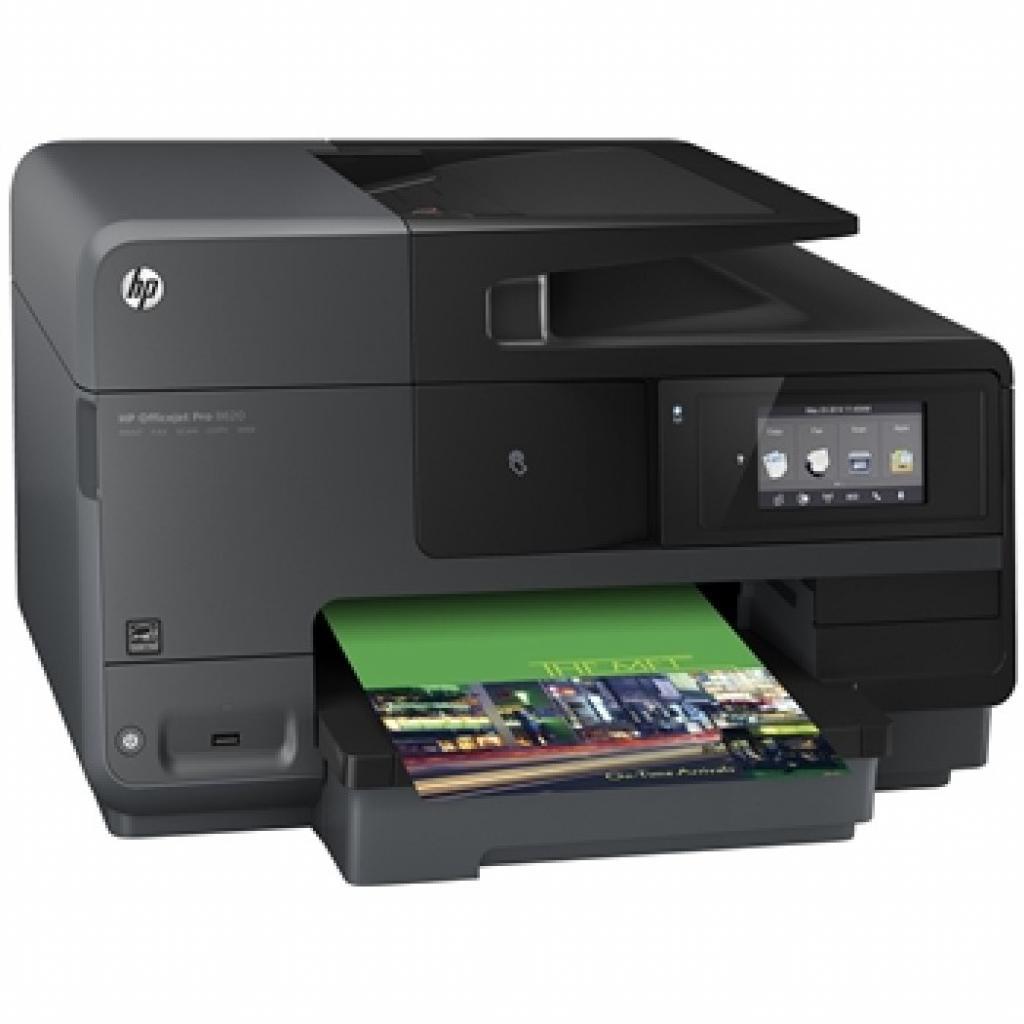 Многофункциональное устройство HP 8620 с Wi-Fi (A7F65A) изображение 3