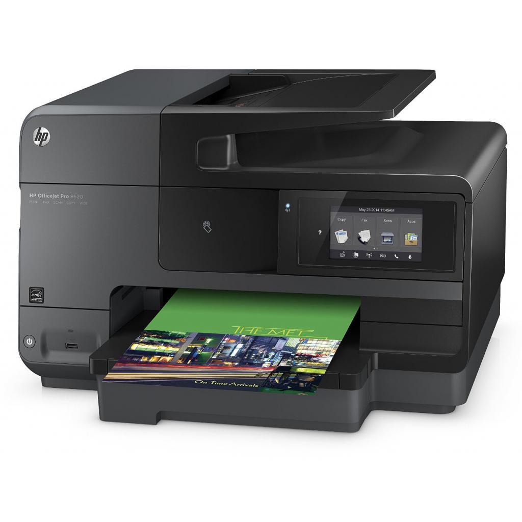 Многофункциональное устройство HP 8620 с Wi-Fi (A7F65A)