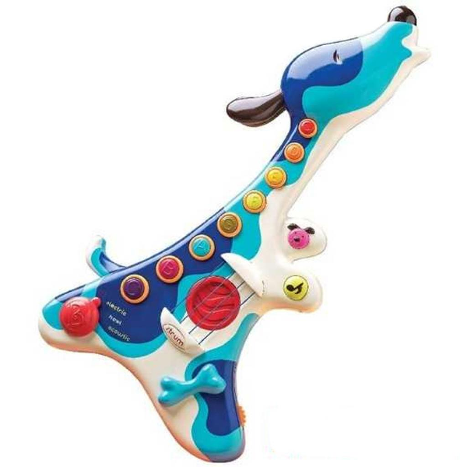 Музыкальная игрушка Battat Пес-гитарист (BX1206Z) изображение 2