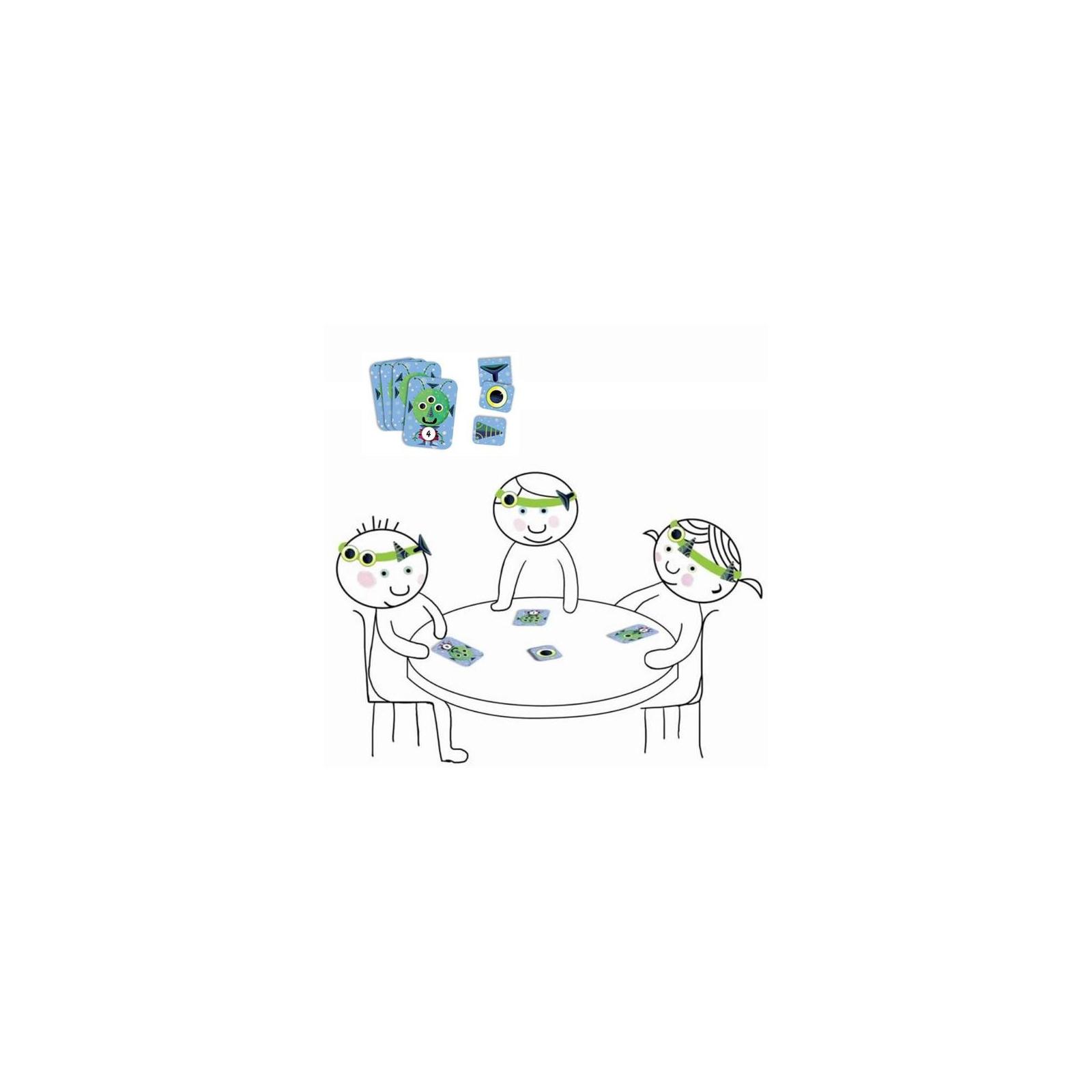 Настольная игра Djeco Бизароид (DJ08490) изображение 2