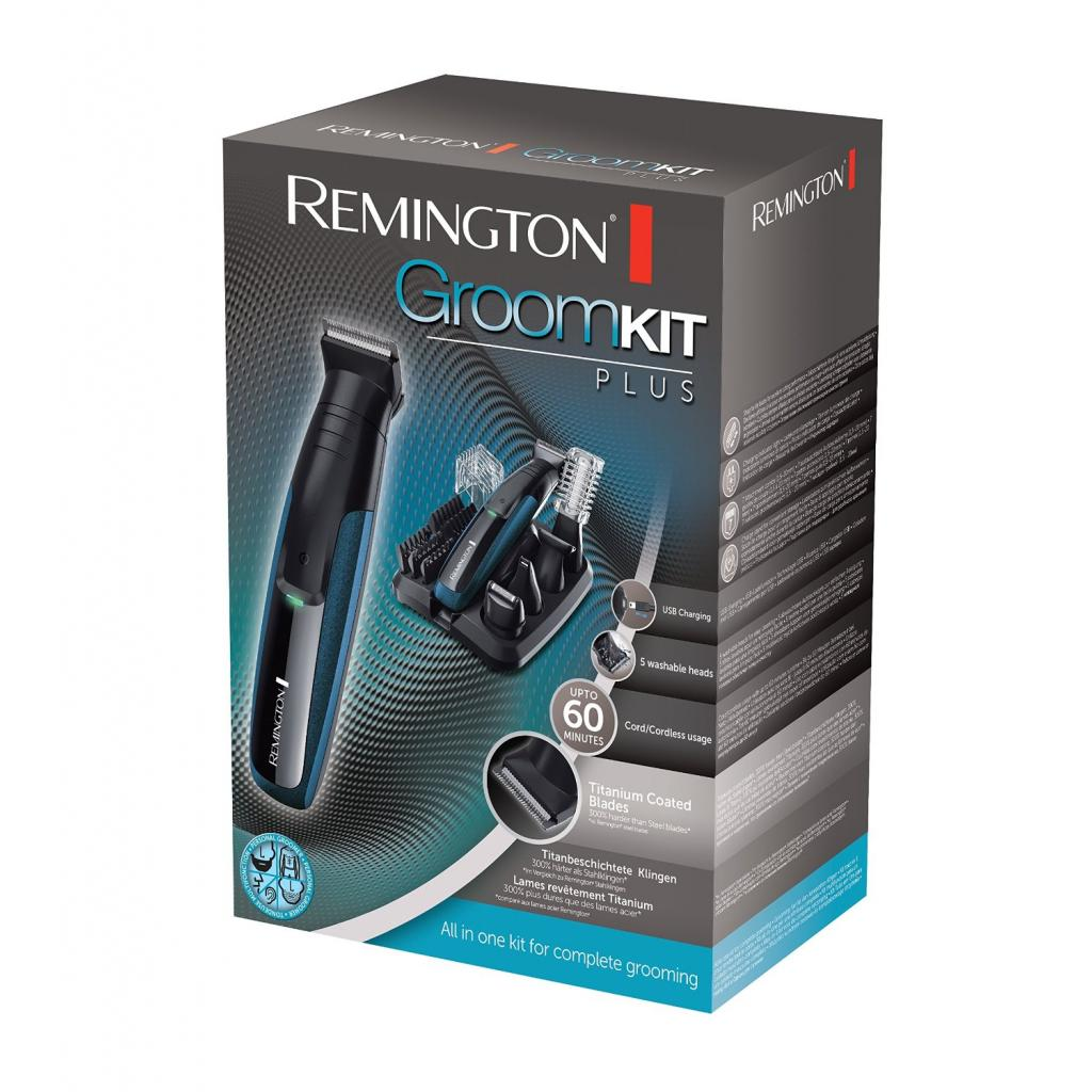 Машинка для стрижки Remington PG6150 изображение 6