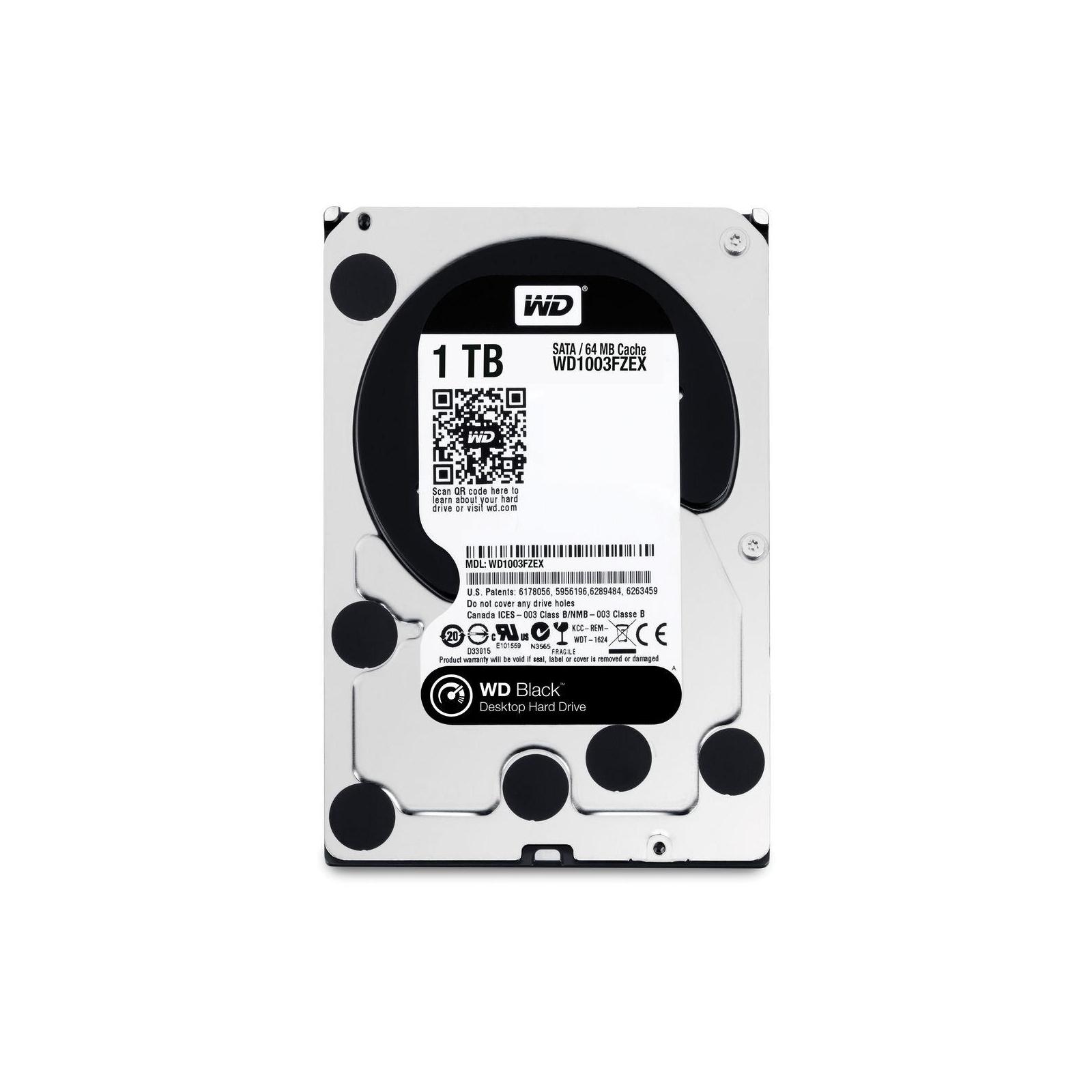 """Жесткий диск 3.5"""" 1TB WD (#WD1003FZEX-FR#) изображение 3"""