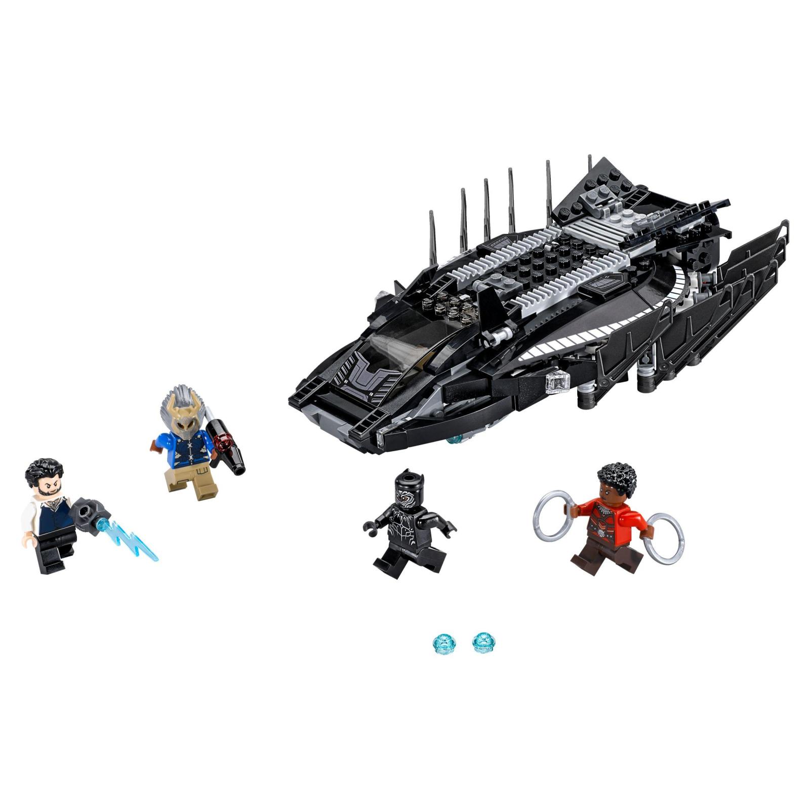 Конструктор LEGO Super Heroes Атака королевского истребителя (76100) изображение 2