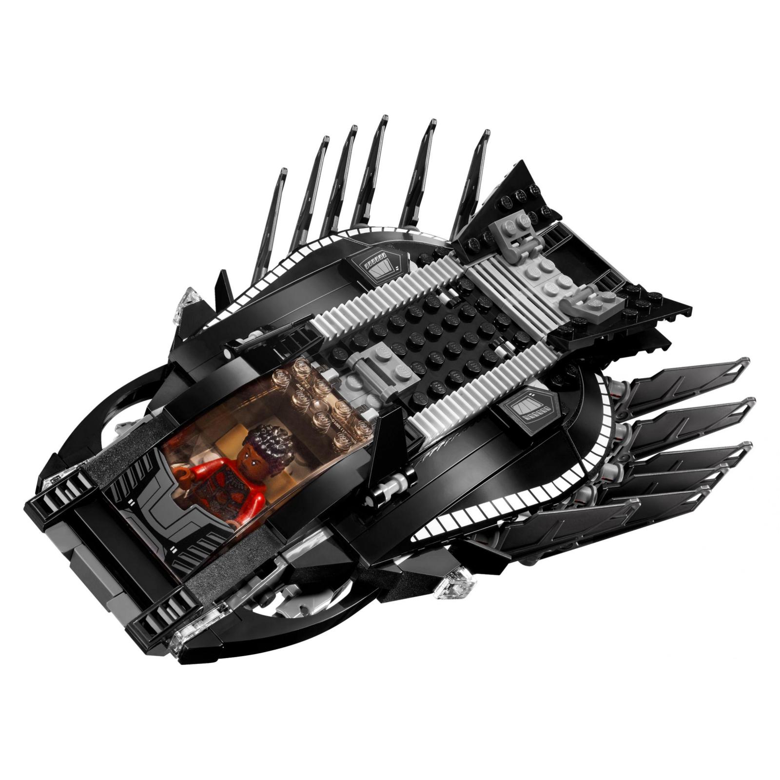 Конструктор LEGO Super Heroes Атака королевского истребителя (76100) изображение 3