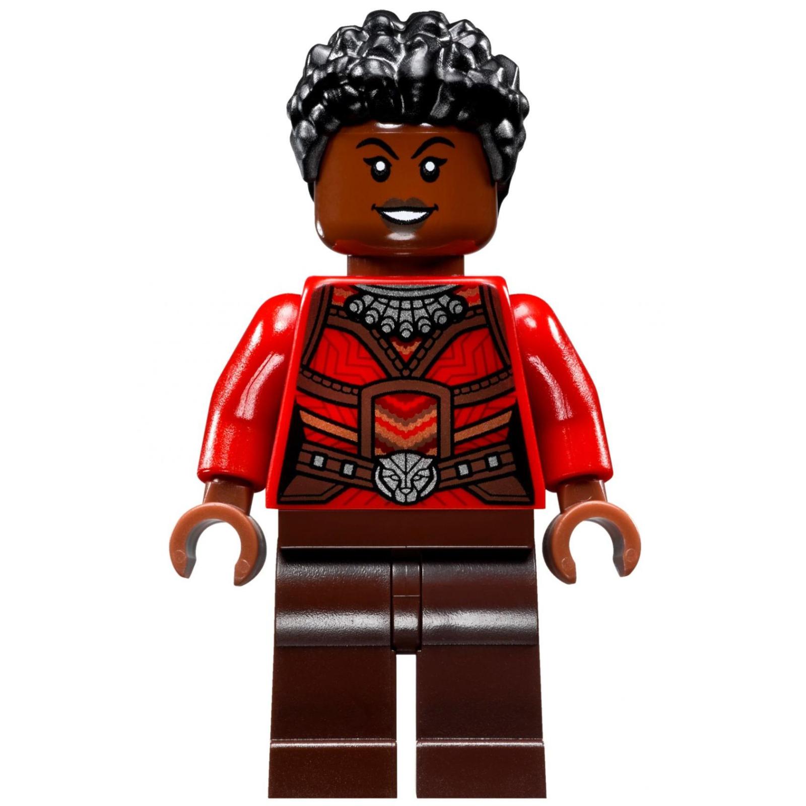 Конструктор LEGO Super Heroes Атака королевского истребителя (76100) изображение 6